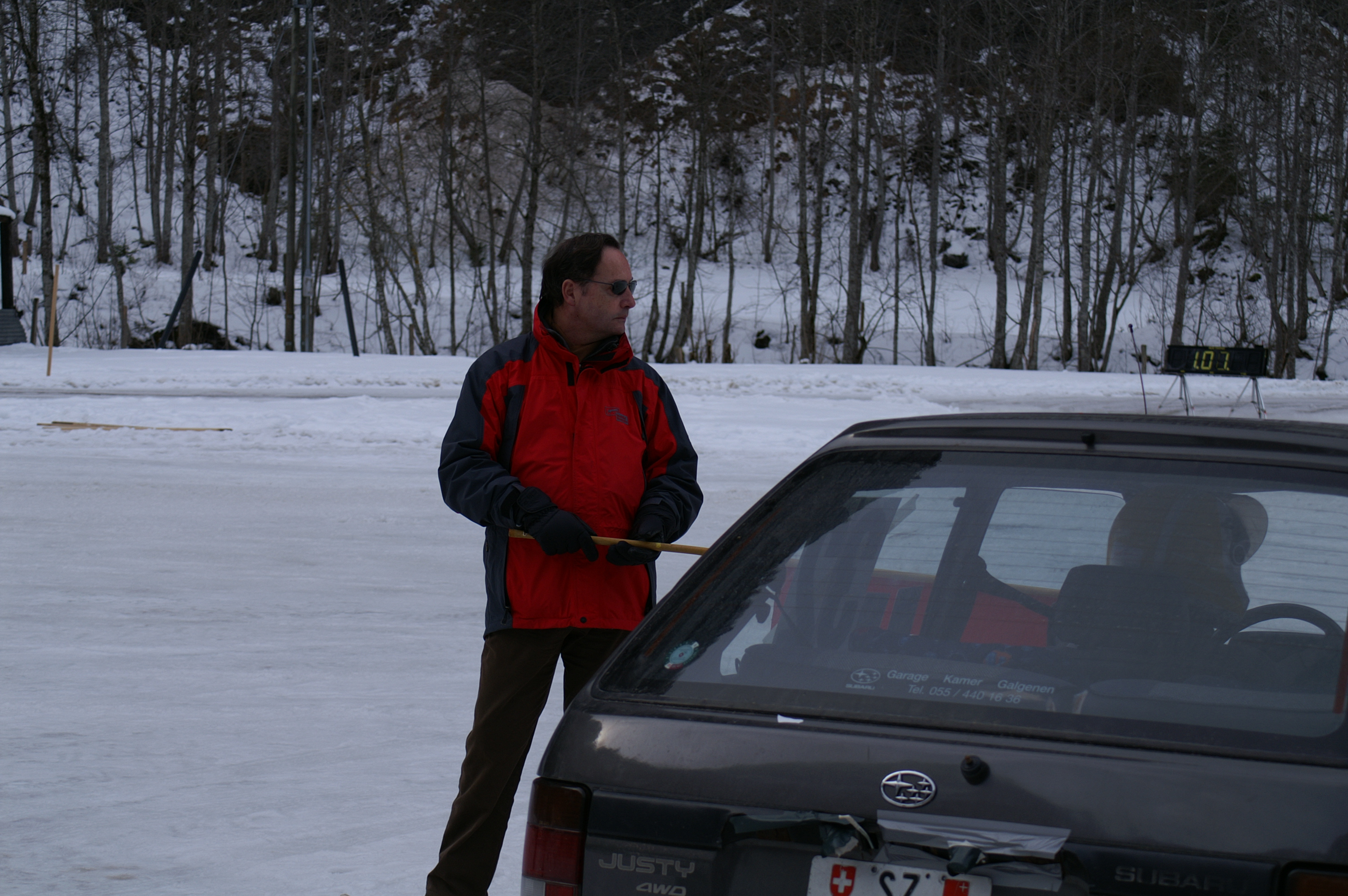 Schneeslolom Tierfehd 2007