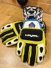 NOVÉ rukavice Level Worldcup CF, TOP model - titulní fotka