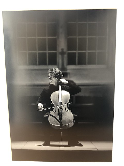 Solo Cellist