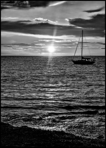 австралия australia фримантл fremantle город city круиз cruise закат sunset dmilokt