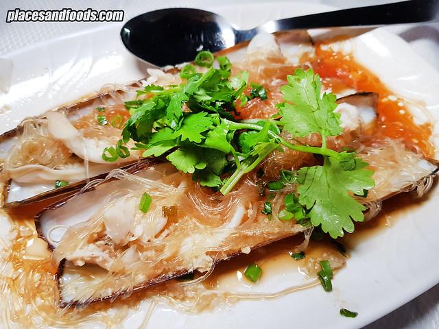 jumbo seafood clam