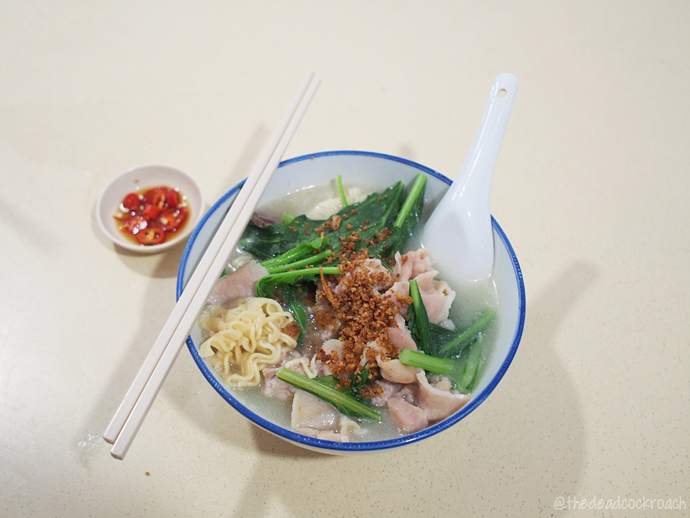 blk 233 yishun street 21, food, food review, hai xian zhu zhou, ke kou mian, porridge review, singapore, yishun, 海鲜煮粥,可口面