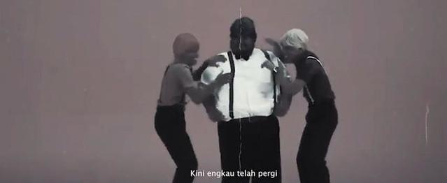 Lagu KITA BAIK RAMAI SAYANG Fad & Achey Tribute untuk Abam Trending No.1 di Youtube