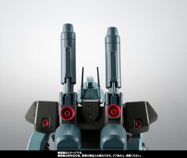 不死身的第四小隊出擊!ROBOT魂《機動戰士鋼彈0083:星塵回憶》RGC-83 吉姆加農II(ジム・キャノンII) ver. A.N.I.M.E.