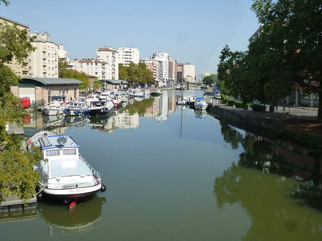 Canal du Midi Toulouse