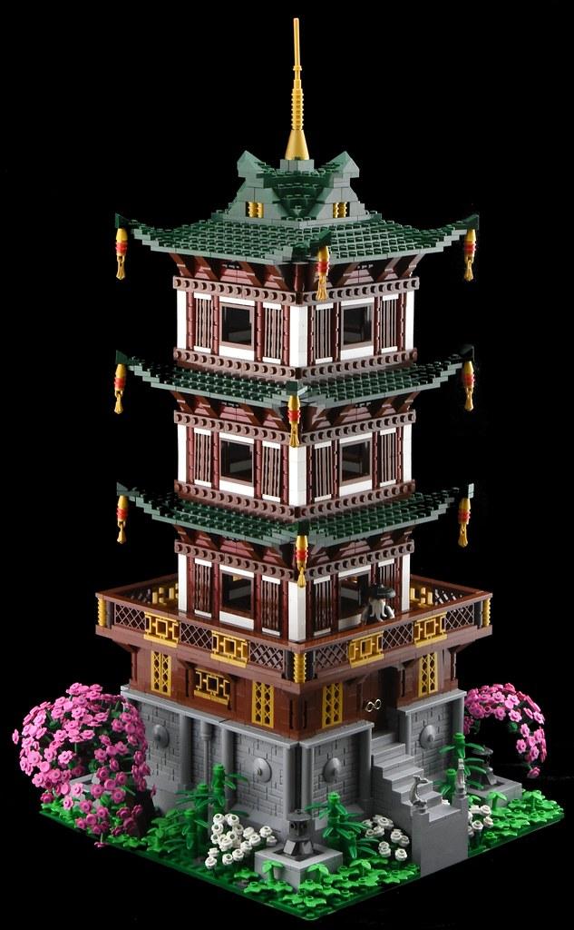 Lotii Pagoda