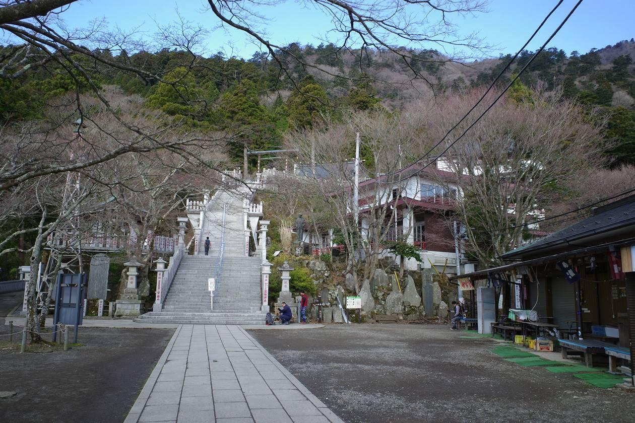 大山・阿夫利神社