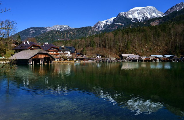 Schönau - Snowy Peaks