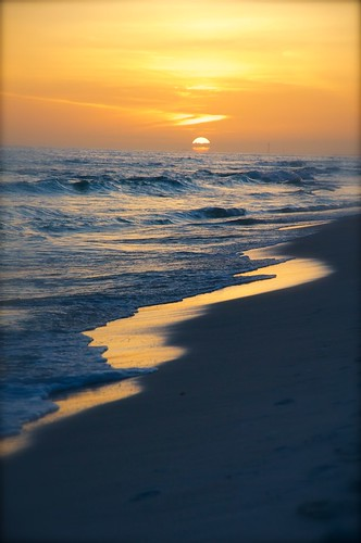 florida fortwaltonbeach sunset