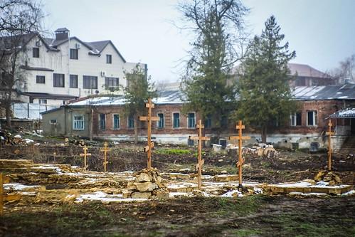 20 марта 2020, Митрополит Кирилл совершил Литургию Преждеосвященных Даров в Иоанно-Мариинском женском монастыре
