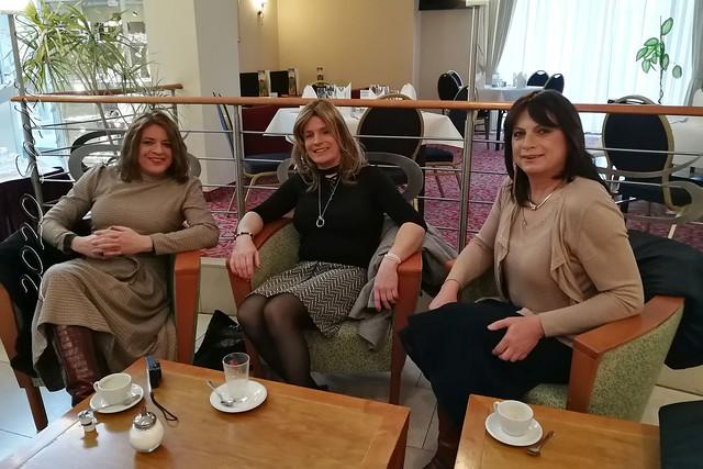 Tuntenball 2020: Ausflug nach Moritzburg