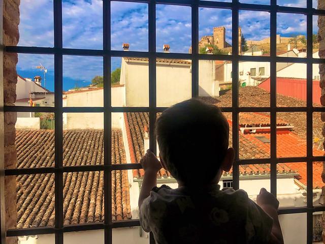 Unai en Aracena (Huelva)
