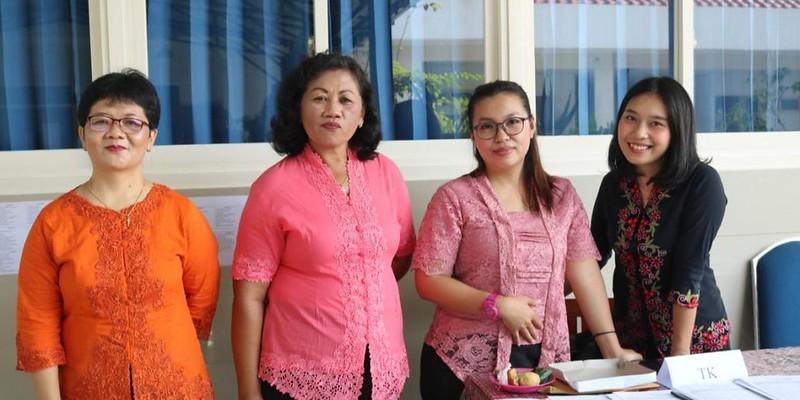 Rekoleksi Guru Karyawan Strada Cabang Jakarta Pusat Barat Selatan