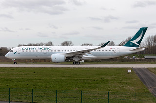 A350-941, Cathay Pacific, F-WZFO, B-LQE (MSN 401) | by Mathias Düber