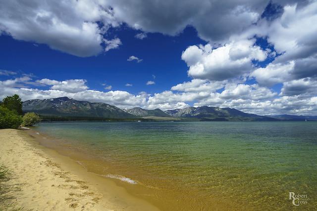 South Lake Tahoe Skies