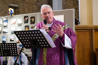 Bishop Christopher at St James, Clapham | by Diocese of Southwark