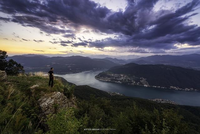 #004 Ammirando l'alba dal Monte San Giorgio 2020   Explore