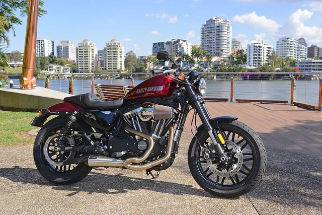 Harley Stg 4 Roadster