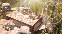 ACORN Spring Breakfast Table