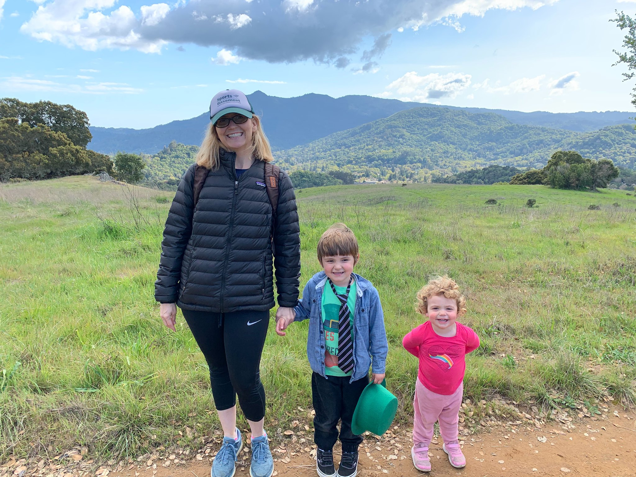 Family Adventure Hike at Terra Linda & Sleepy Hollow Open Space