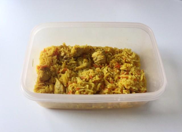 Chicken Rice Casserole - Leftovers III / Hähnchen-Reis-Auflauf - Reste III