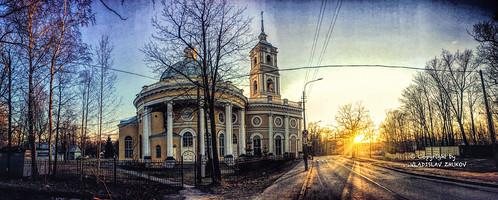 saintpetersburg russia appleiphonese iphonese iphone topaztextureeffects textureeffects sun sunset flickrrussia
