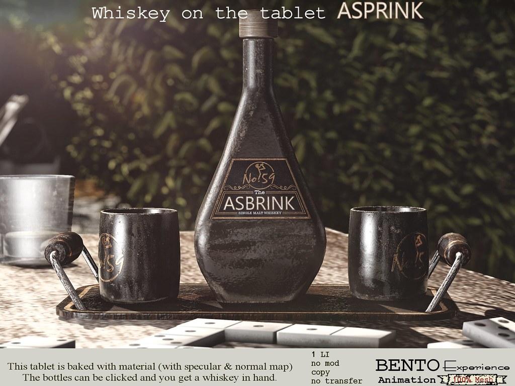 Whiskey Asbrink