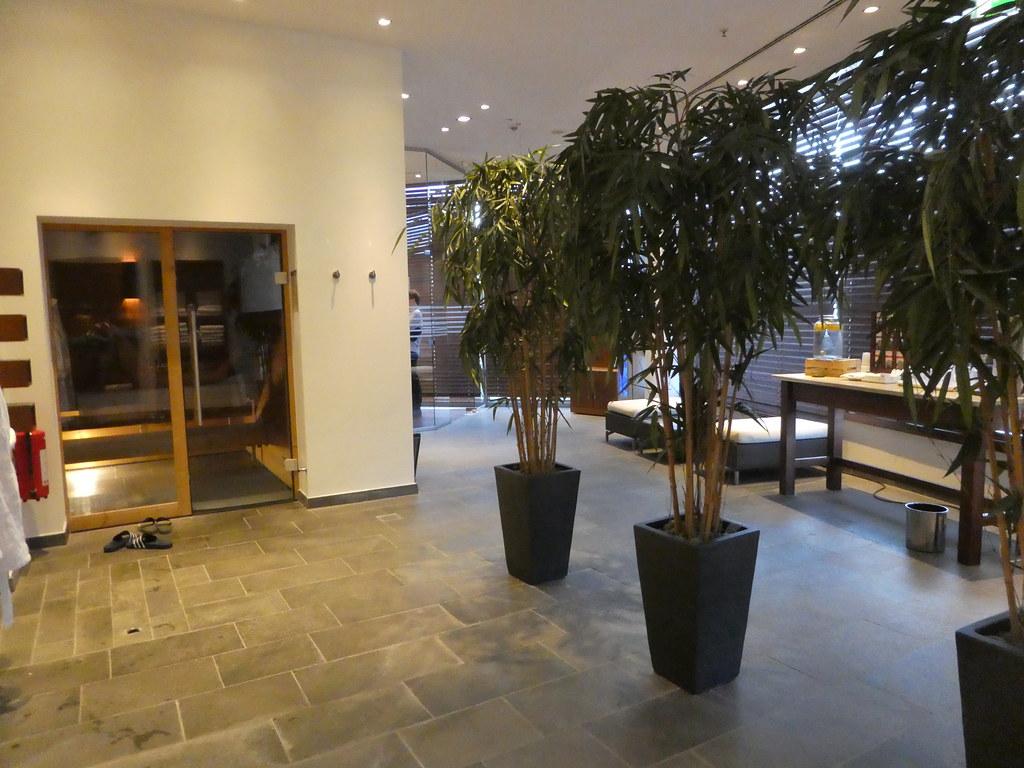 Pullman Hotel, Cologne spa and sauna