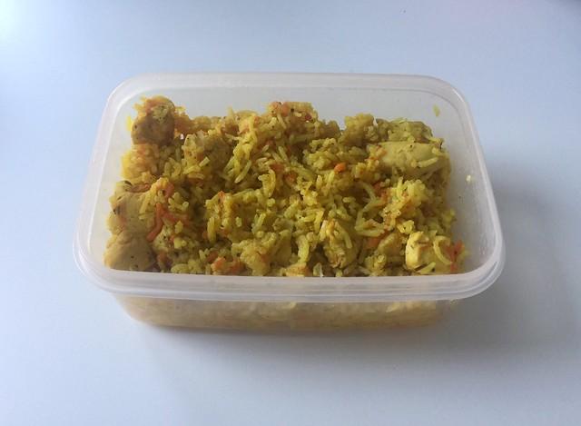 Chicken Rice Casserole - Leftovers / Hähnchen-Reis-Auflauf - Reste