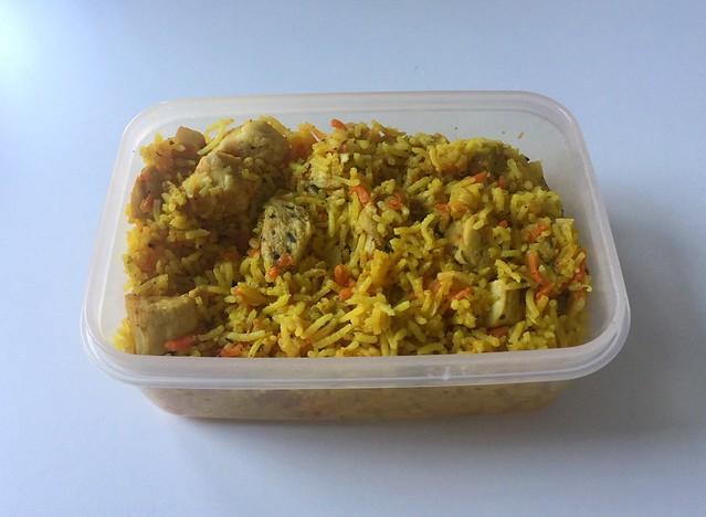 Chicken Rice Casserole - Leftovers II / Hähnchen-Reis-Auflauf - Reste II