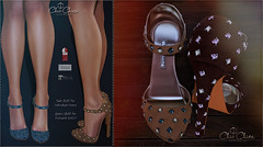 Lil shoes by ChicChica 60 lindens for The Saturday Sale