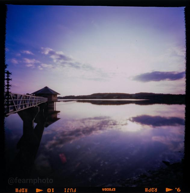 Cropston Reservoir, August 2019