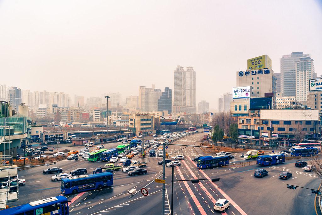 Winter Seoul