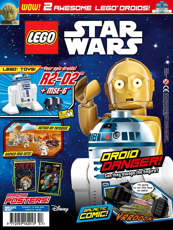 LEGO Star Wars Magazine 57
