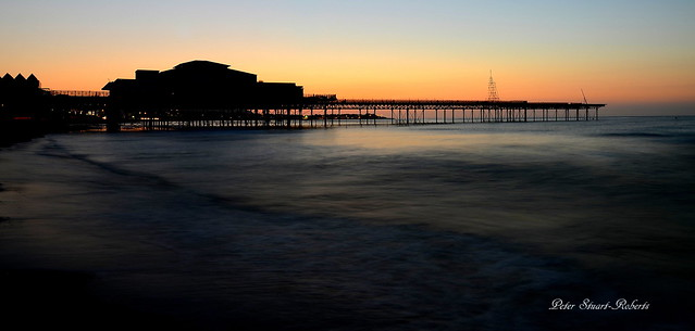 Victoria Pier (Now demolished and removed)