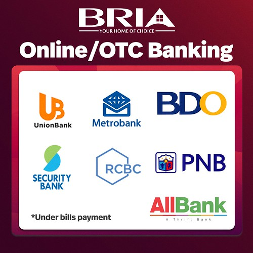 BRIA Homes: Online Payment for COVID-19 Community Quarantine