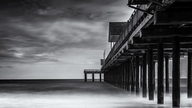 Into the North Sea