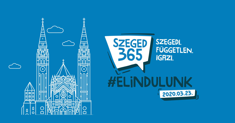 Hétfőn indul a Szeged365, a város legújabb hírportálja