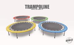 NOMAD // Trampoline
