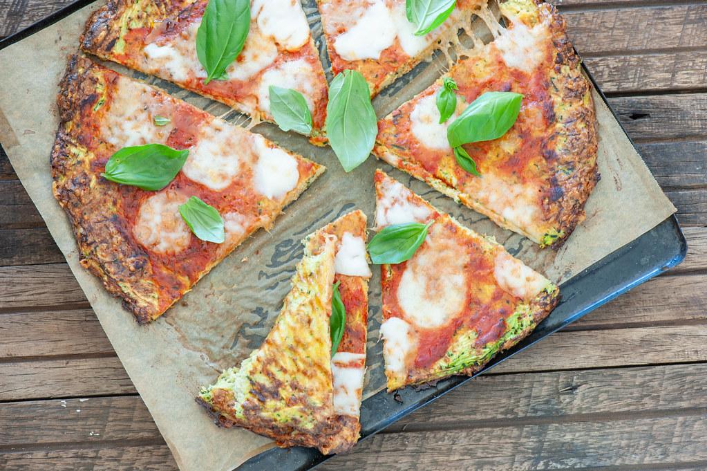 Zucchini Pizza-2