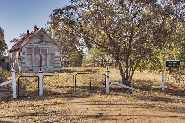 Borung, Victoria, Australia. 2019-10-18 17:00:01