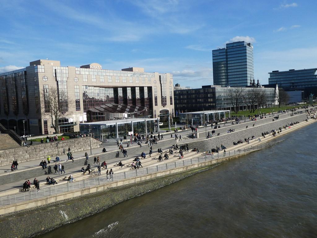 Rheine Boulevard, Cologne