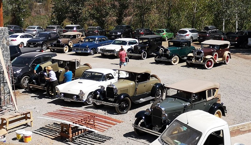 Paseo de Automóviles Preguerra, 14 de Marzo 2020
