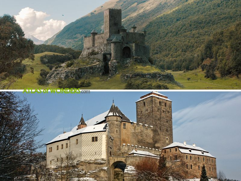 Dagonaut Castle