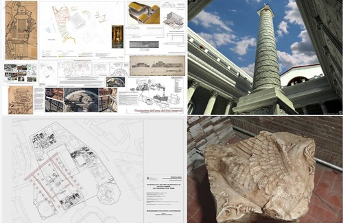 "ROMA ARCHEOLOGIA E RESTAURO ARCHITETTURA: Update - The Forum and Temple of Trajan in Rome (2018-20): ""L'evidenza archeologica ha dimostrato che il tempio c'è."" With New Comments & New Information Courtesy of Prof. James E. Packer (18 March 2020)."