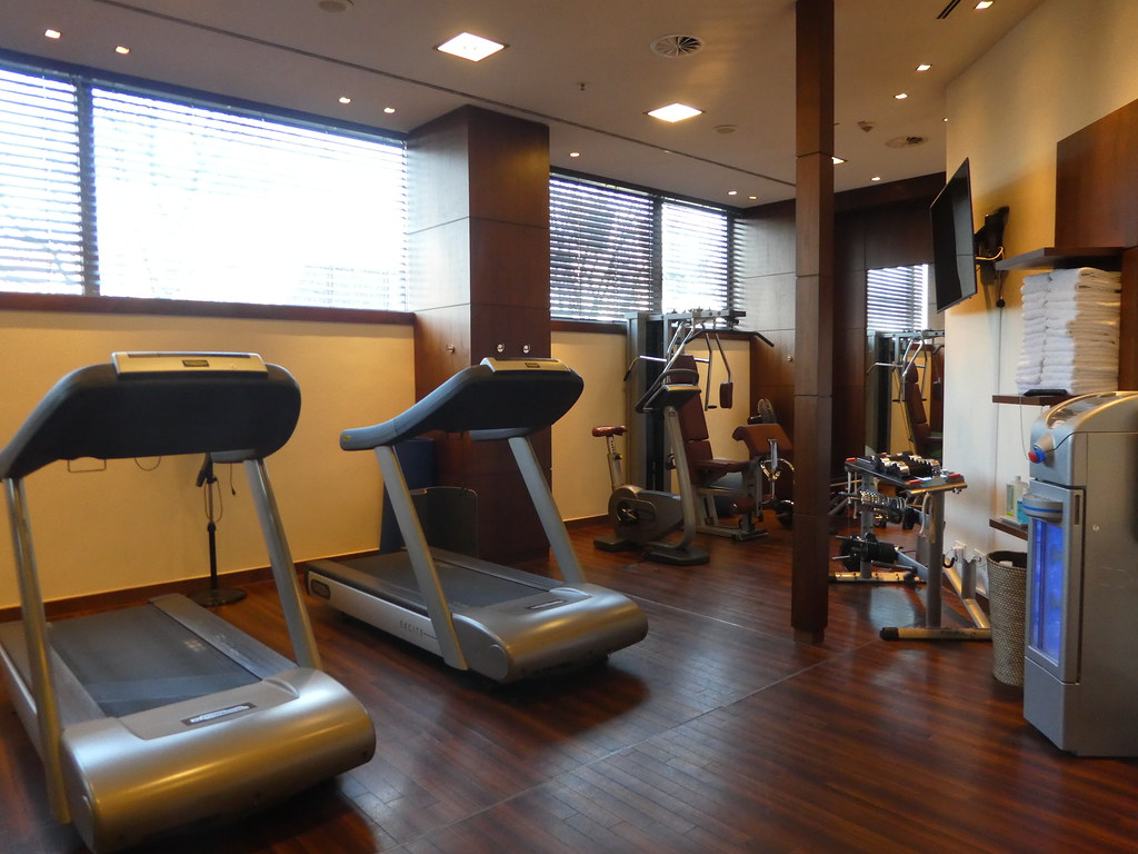 Pullman Hotel Cologne, Fitness Room and Gym