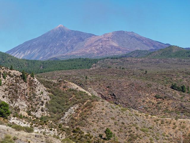 Pico del Teide et Pico Viejo