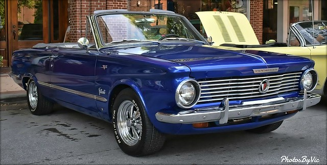 '64 Plymouth Valiant Convertible