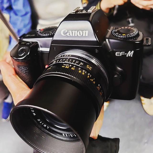Leica R 35mm f2 Ver.II 街拍