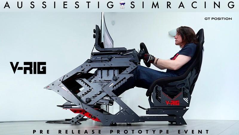 V-Rig Simulator